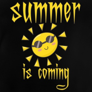 summer is coming - Baby T-Shirt