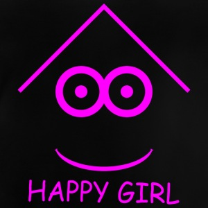 Happy Girl - Baby T-Shirt
