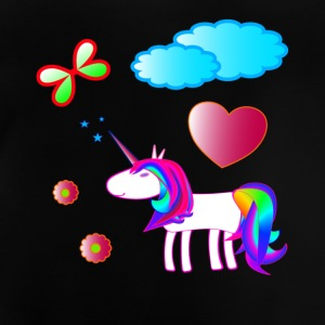 Magic Unicorn - Baby T-Shirt