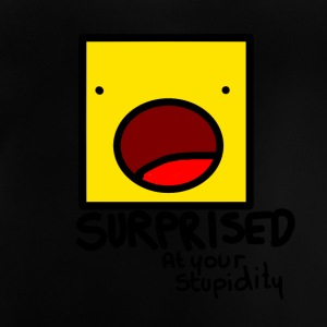 Surprised - Baby T-Shirt