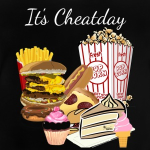 Cheatday - Baby-T-shirt