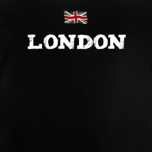 London England flag brexit eu island english lol - Baby T-Shirt