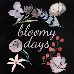 Bloom successful and beautiful days - Baby T-Shirt
