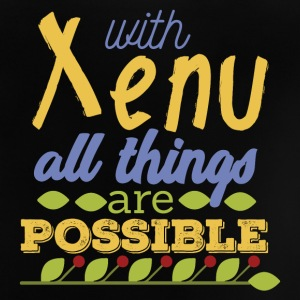 With Xenu All Things are Possible - Baby T-Shirt