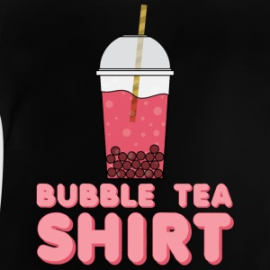 Tea Shirt -  - T-Shirt with Bubble Tea - Baby T-Shirt