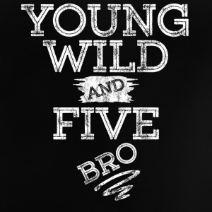 YOUNG WILD AND FIVE T-SHIRT - Baby T-Shirt