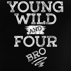 YOUNG WILD AND FOUR T-SHIRT - Baby T-Shirt