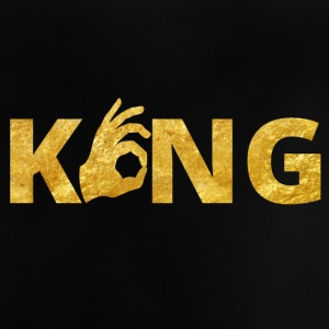 King Perfect Gold - Baby T-Shirt
