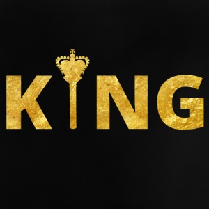 King Zeptar Koenig Royal Gold - Baby T-Shirt