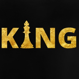 Chess Koenig Chess King Gold - Baby T-Shirt