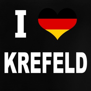 I Love Germany KREFELD - Baby T-Shirt