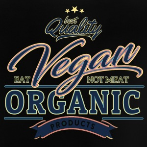 Vegan motiv for veganere og vegetarer - Baby T-shirt