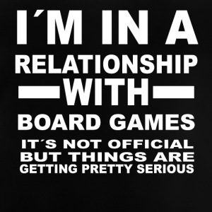 Relationship with BOARD GAMES - Baby T-Shirt