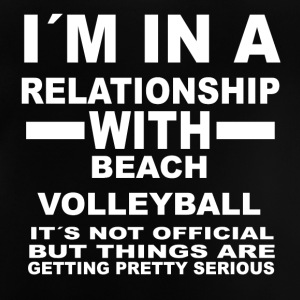 relationship with BEACH VOLLEYBALL - Baby T-Shirt