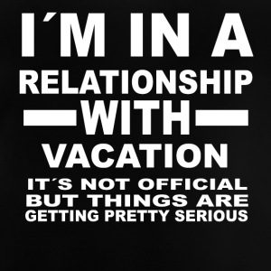 Relationship with VACATION - Baby T-Shirt