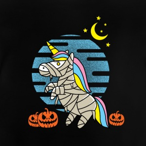 Unicorn Halloween - T-shirt Bébé