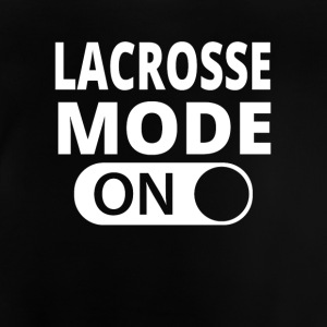 MODE ON LACROSSE - Baby T-shirt