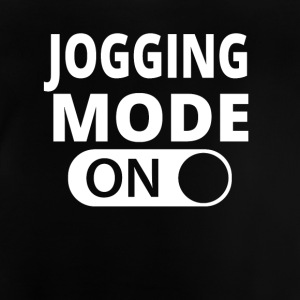 MODE ON JOGGNING - Baby-T-shirt