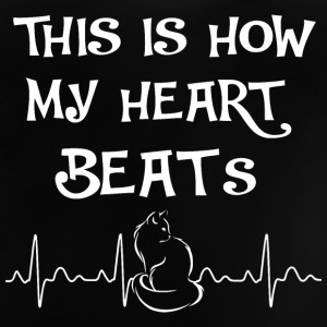 This is how my heart beats - Baby T-Shirt