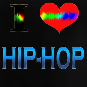 I Love HIP HOP - Baby T-shirt