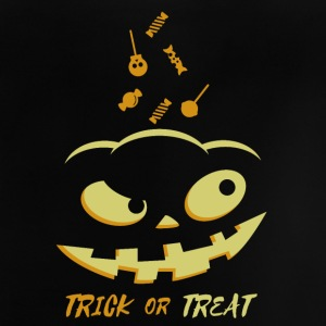 Halloween Trick or Treat Trick or Treat Pumpkin - Baby T-Shirt