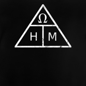 The Ohm's law in a triangle - Baby T-Shirt