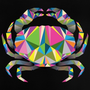 Geometric Crab - Baby T-Shirt