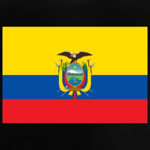 National Flag Of Ecuador - Baby T-Shirt