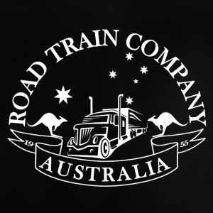 Road Train - Baby T-shirt