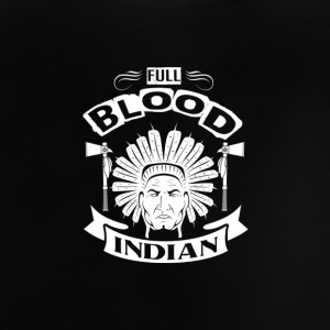 INDIANER | FULL BLOOD INDIAN - Baby T-Shirt