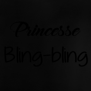 bling princess - Baby-T-shirt