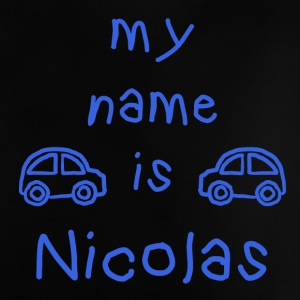NICOLAS MY NAME IS - Baby T-Shirt