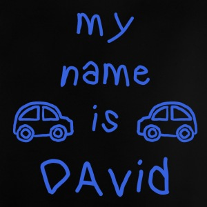 DAVID MY NAME IS - Baby T-Shirt