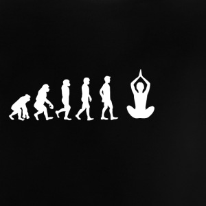 EVOLUTION yoga - Baby T-Shirt
