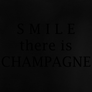 Smile champagne - Baby T-Shirt