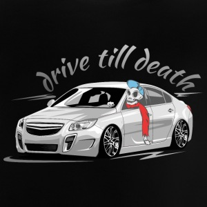 Tuning, car, shirt, design - Baby T-Shirt