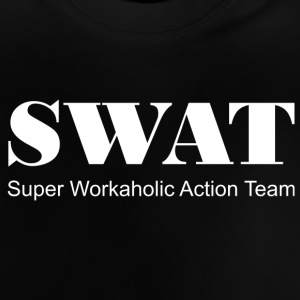 Swat white - Baby T-Shirt