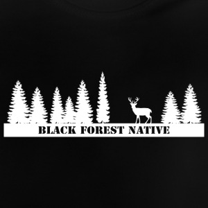 Black Forest Native - Baby-T-shirt