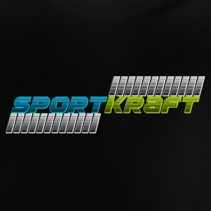 sports power - Baby T-Shirt