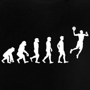 Basket Evolution! - Baby-T-shirt