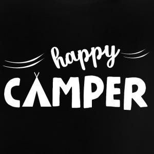 Happy Camper - Baby T-Shirt