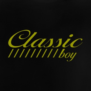 ClassicBoyGold - Baby-T-shirt