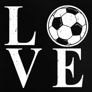 J'AIME LE FOOTBALL! - T-shirt Bébé