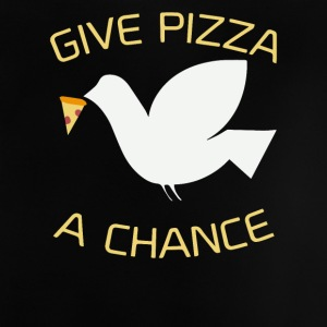 PIZZA - Camiseta bebé
