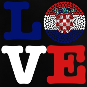CROATIA HEART - Baby T-Shirt