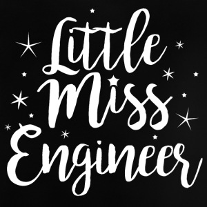 Little miss Engineer - Baby T-Shirt