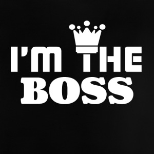 Who's the boss? - Baby T-Shirt
