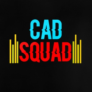 CAD SQUAD - Baby-T-shirt