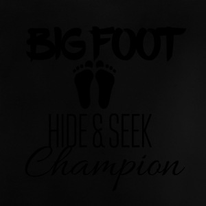 Big Foot Hide and seek Champion - Baby T-Shirt