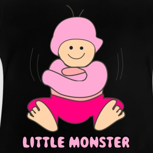 monster162 - Baby-T-skjorte